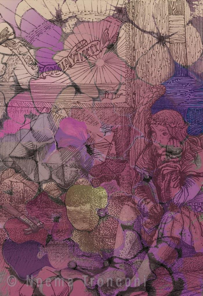 Del papel a la tela y de la tela al papel noema tronconi - Papel y telas ...